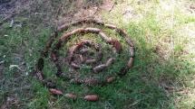 land art, Spirale