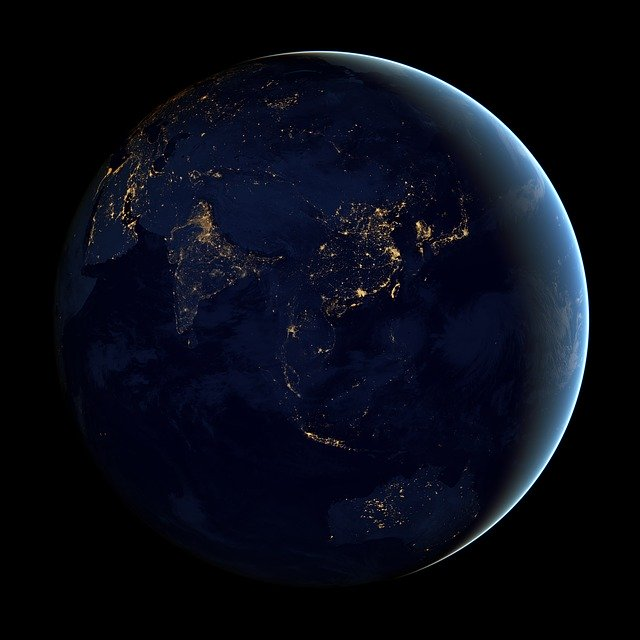menschliche Prägung auf der Erde